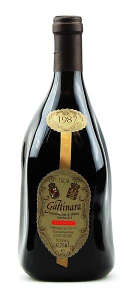 Wein 1987 Gattinara Joseph Barni