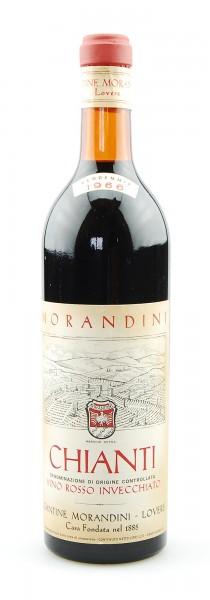 Wein 1966 Chianti Classico Invecchiato Morandini