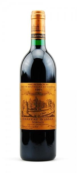 Wein 1991 Chateau d´Issan Grand Cru Classe