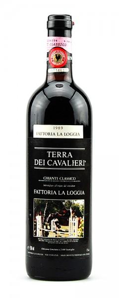 Wein 1989 Chianti Classico La Loggia Numerata