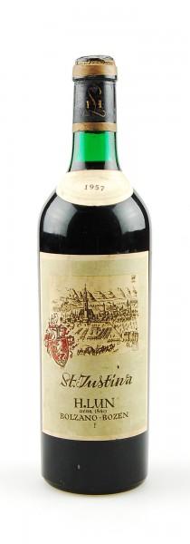 Wein 1957 St. Justina H.Lun