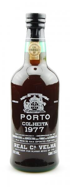 Portwein 1977 Royal Oporto C.A. Velha Colheita