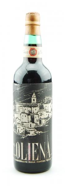 Wein 1970 Cannonau vino dry Oliena