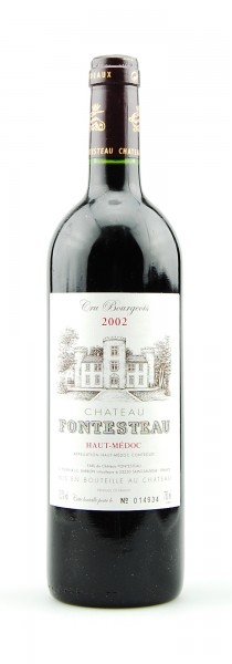 Wein 2002 Chateau Fontesteau Cru Bourgeois