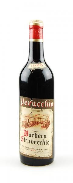 Wein 1966 Barbara Stravecchio Peracchio