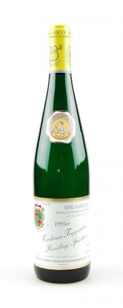 Wein 1995 Erdener Treppchen Riesling Spätlese