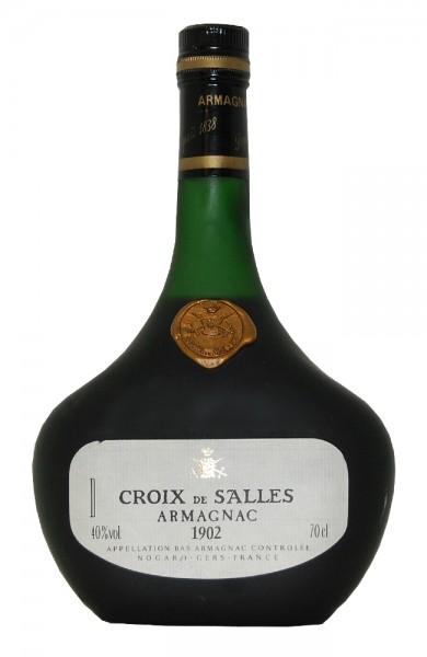 Armagnac 1902 Croix de Salles