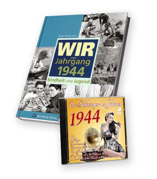 Zeitreise 1944 - Wir vom Jahrgang & Schlager 1944