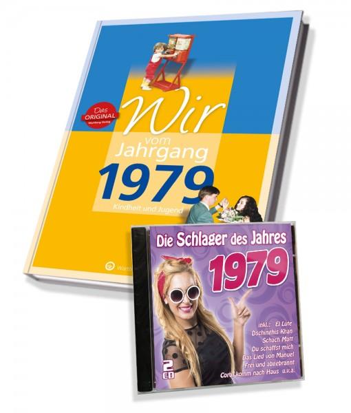Zeitreise 1979 - Wir vom Jahrgang & Schlager 1979
