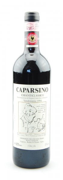 Wein 1994 Chianti Classico Caparsino