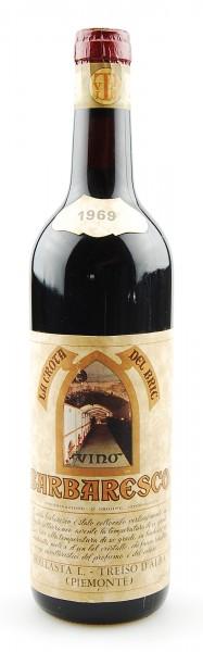 Wein 1969 Barbaresco Lorenzo Borlasta