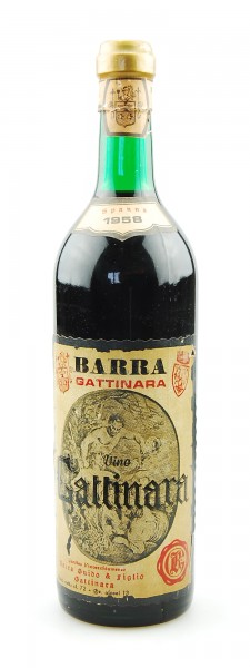 Wein 1958 Gattinara Barra