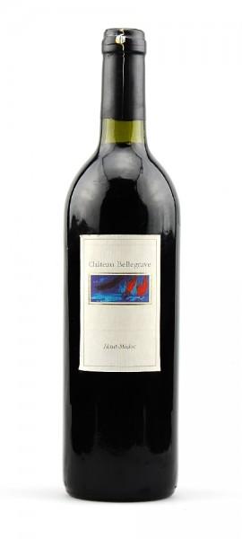 Wein 1992 Chateau Bellegrave Haut-Medoc