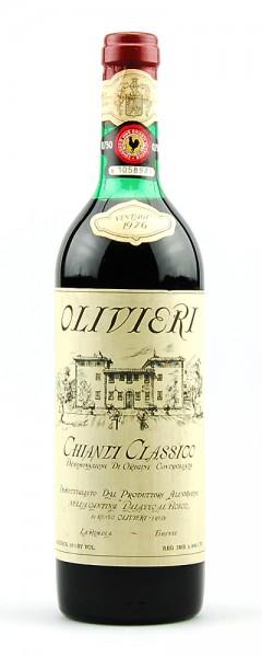 Wein 1976 Chianti Classico Palazzo al Bosco