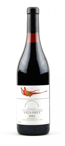 Wein 1982 Gaja Barbera d´Alba Vignarey Rare