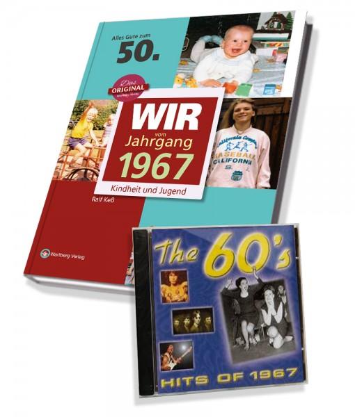 Zeitreise 1967 - Wir vom Jahrgang & Hits 1967