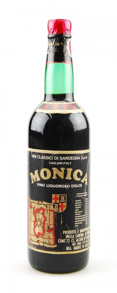 Wein 1976 Monica Vino Liquoroso di Sardegna