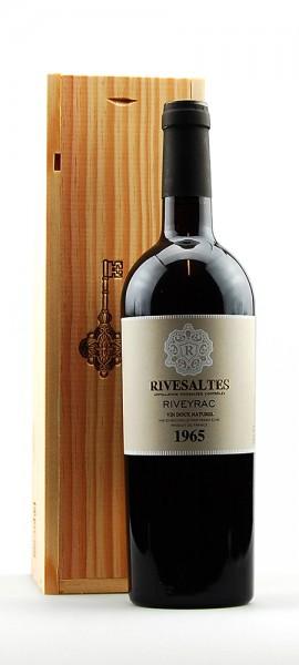 Wein 1965 Rivesaltes Riveyrac