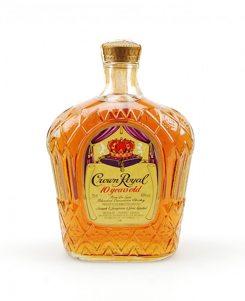 Whisky 1976 Seagram´s Crown Royal Blended Whisky