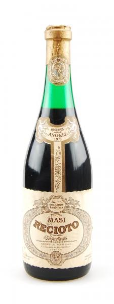 Wein 1971 Recioto Riserva della Valpolicella Masi