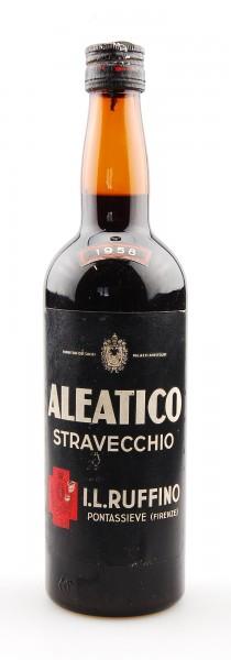 Wein 1958 Aleatico Stravecchio Ruffino
