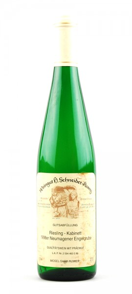 Wein 1998 Neumagener Engelgrube