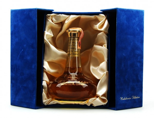 Whisky 1989 Glenrothes Single Malt in Samtbox - 53,0%