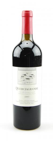 Wein 1997 Querciagrande Podere Capaccia