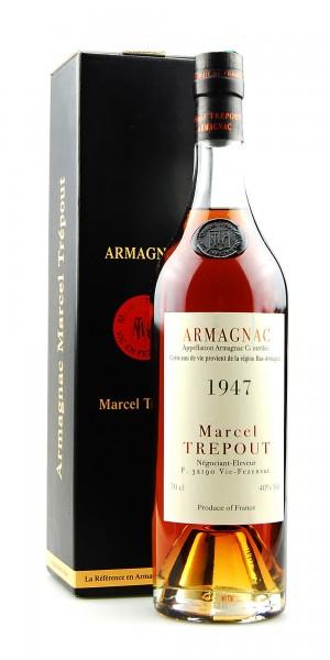 Armagnac 1947 Marcel Trepout