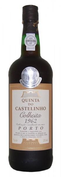 Portwein 1962 Quinta do Castelinho