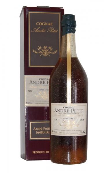 Cognac 1978 André Petit