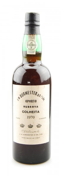 Portwein 1970 Burmester Reserva Colheita