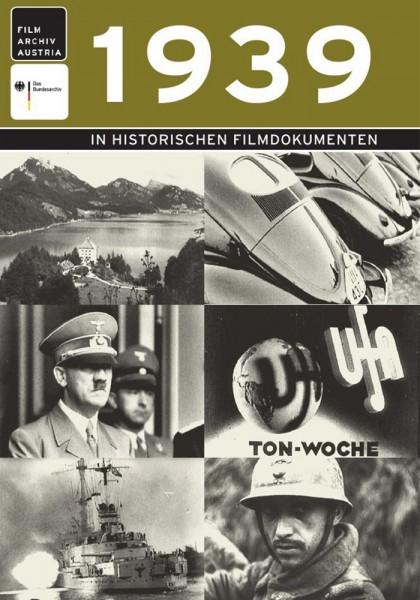 DVD 1939 Chronik Austria Wochenschau in Holzkiste