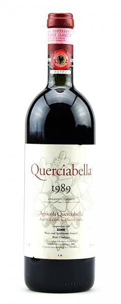 Wein 1989 Chianti Classico Querciabella