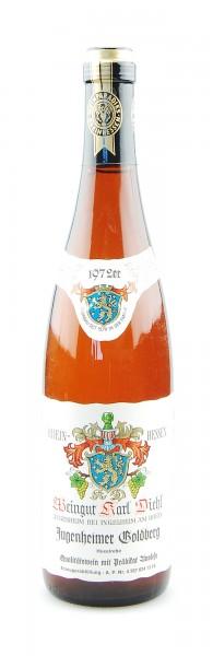 Wein 1972 Jugenheimer Goldberg Huxelrebe Auslese
