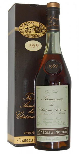 Armagnac 1959 Tres Vieil Pierron