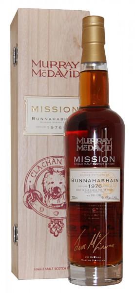 Whisky 1976 Bunnahabhain Single Malt Scotch Whisky