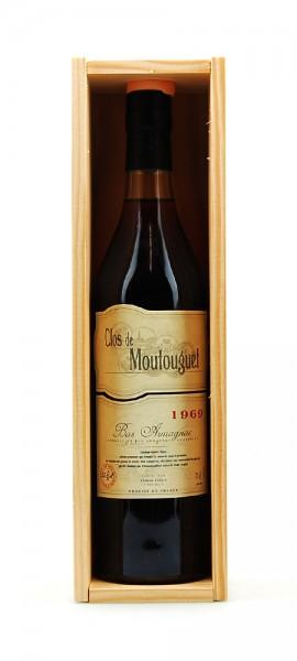 Armagnac 1969 Bas-Armagnac Clos de Moutouguet