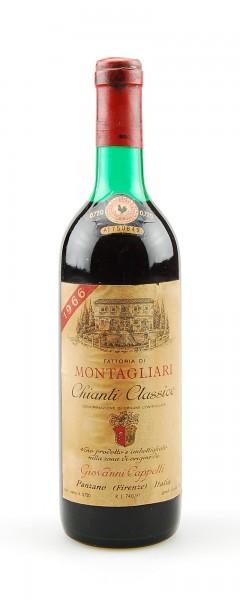 Wein 1966 Chianti Classico Fattoria di Montagliari