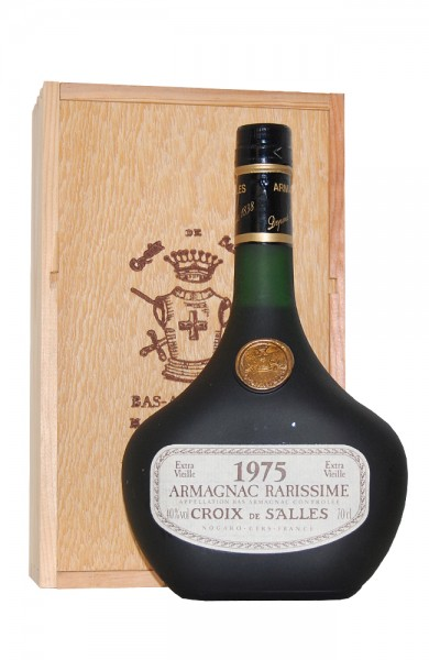 Armagnac 1975 Croix de Salles