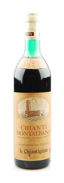 Wein 1977 Chianti Montalbano Le Chiantigiane