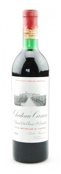 Wein 1967 Chateau Canon 1er Grand Cru Classe St.Emilion