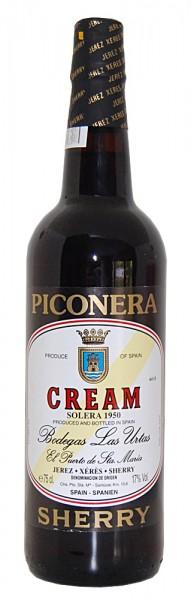 Sherry 1950 Bodegas Las Urtas Cream Solera