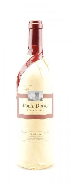 Wein 2005 Monte Ducay Riserva