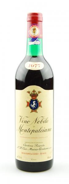 Wein 1977 Vino Nobile di Montepulciano Contucci