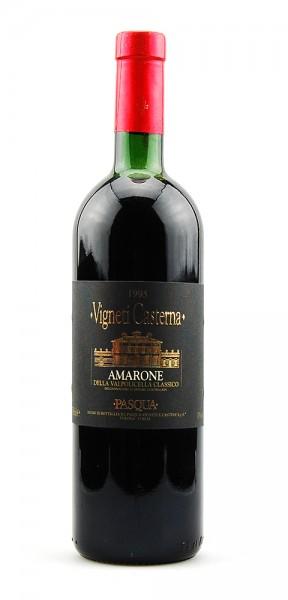 Wein 1995 Amarone della Valpolicella Classico Pasqua