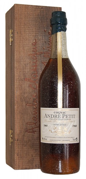 Cognac 1960 André Petit