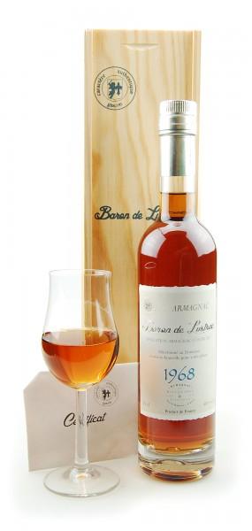 Armagnac 1968 Baron de Lustrac