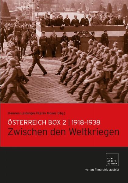 DVD 1918-1938 Chronik Austria Wochenschau in Holzkiste
