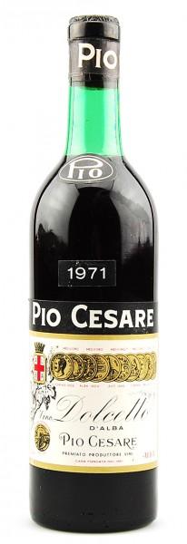 Wein 1971 Dolcetto d-Alba Pio Cesare